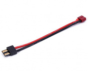 Traxxas TRX Series Battery Connector Adapter Cable Male to T-Plug Female Plug