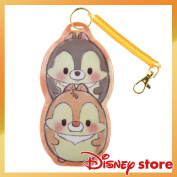 Disney ufufy pass holder, pass case tip & Dale