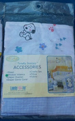 Baby Snoopy Window Valance Curtain - Totally Snoopy - Lambs & Ivy