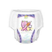 Medtronics - Curity Runarounds Girl Training Pants Large 15-18kg. - Paediatric Training Pants - 23pcs/PK