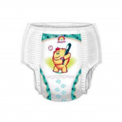 Medtronics - Curity Runarounds Boy Training Pants Medium 8.2-15kg., 2T-3T Paediatric Training Pants - 26pcs/PK