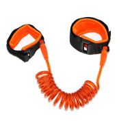 Anti Lost Wrist Link Elastic Safety Harness Strip With Hook and loop Protect Kids Toddlers