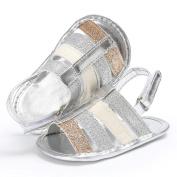 Ec Baby Infant Kid Girl T Strap Sandals Soft Sole Crib Toddler Newborn Shoes