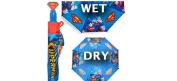 Superman Kid Umbrella Colour Changes when Wet