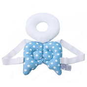 Dometool Baby Head Protection Pad Toddler Headrest Pillow Baby Neck Drop Resistance Cushion Baby Protect