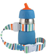 NEW! SippyPal Sippy Pal Adjustable Cup & Toy Holder for Babies
