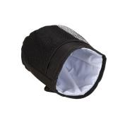 MyLifeUNIT Insulated Cup Holder for Stroller, Stroller Pocket, Black
