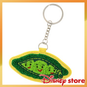 Key ring key chain bean 3 brother texture