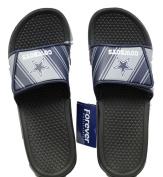 Men's Football Legacy Shower Sport Slide Flip Flop Sandals -- Choose Your Team