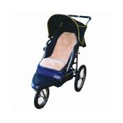 Shorn Sheepskin Stroller Insert Stroller Liner for Baby