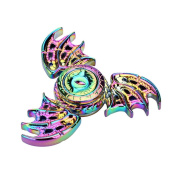 NOMENI New Tri Fidget Hand Spinner Dragon Hand Legend Finger Focus Toy ADHD Autism