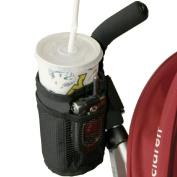 VANKER Portable Bottle Cup Holder Thermal Bag Baby Cup Holder Soft Cup for Stroller