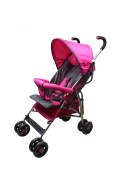 Wonder Buggy Dakota Deluxe Two Position Stroller With Canopy & Storage Basket