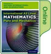 International A2 Level Mathematics for Oxford International AQA Examinations
