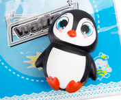 WATINC Kawaii 1 pcs Jumbo Squishy Penguin Squishy Slow Rising Sweet Scented Vent Charms Kid Toy Hand Pillow Toy, Stress Relief Toy Toy hop props, decorative props Doll Gift Fun Large