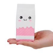 TEEGOMO Milk Bag Slow Rising Cream Scented Jumbo Squishy Squeeze Toy