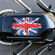 TTN MINI-F54F55F56Roof Decal Perforated Vinyl Sticker Sunroof Accessories Union,includ Union Jack Grey Jack etc.