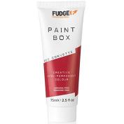 Fudge Paintbox Red Corvette Semi-Permanent Colour 75 ml