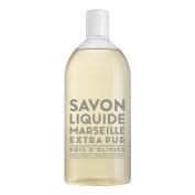 Compagnie de Provence Olive Wood Liquid Marseille Soap Refill 1L