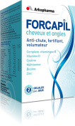 Forcapil Dietary Supplement for Hair Loss 180 Soft Capsules