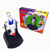 Perpetual Motion Toy,Continuous Swing Gymnastics Sport Electromagnetic Toys