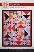 Hunter's Design Studio Flight Club Quilt Pattern