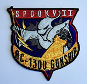 USAF AFSOC Air Force Special Ops Spooky II AC-130U Gunship Spectre . Patch