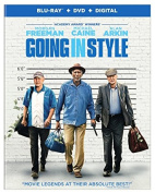 Going In Style Blu-ray  [Region B] [Blu-ray]