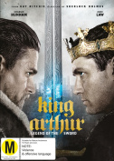 King Arthur Legend Of The Sword DVD  [Region 4]
