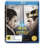 King Arthur Legend Of The Sword Blu-ray  [Region B] [Blu-ray]