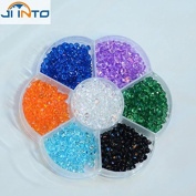 Clear Acrylic Diamond Scatters Table Scatters Wedding Decoration Beads Event Party Supplies set