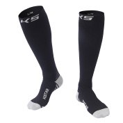 Compression Socks (1 Pair) for Men & Women, Medical Grade,Leg Support and Relief Calf Pain,Prevent Swelling, Best For Athletic Sports, Nurses ,Traffic police & Maternity Pregnancy.