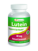 Best Naturals Lutein 40mg 60 Softgels