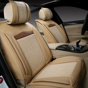 PENG Car seat cover ice silk four seasons general car seat cushion sets of automotive supplies