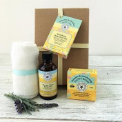 Soft Botty Baby Gift Set / Gifts for babies / Baby Oil / Baby Balm / Baby Care Set