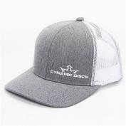 Dynamic Discs King D's Logo Snapback Mesh Disc Golf Hat