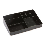 OUNONA Cosmetic Make up Collection Organiser Jewellery Storage Box