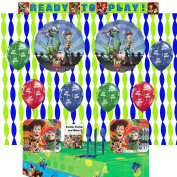 Toy Story Party Supply and Balloon Decorating Kit