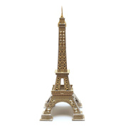 Creative 3D Puzzle Paper Model Eiffel Tower DIY Fun & Educational Toys World Great Architecture Series, 37 Pcs