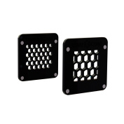 Lume Cube Professional Honeycomb Grid Filter Pack for Light-House - Mixed