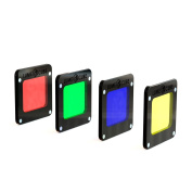 Lume Cube Durable Professional RBGY Gel Colour Pack for Light-House - Mixed