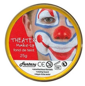 Greasepaint 25 g for Face and Body Theatre Yellow