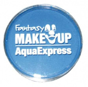 Aqua Body Paint / Make-Up Face Mask Water-Based Blue