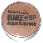 Aqua Body Paint / Make-Up Face Mask Water-Based Brown