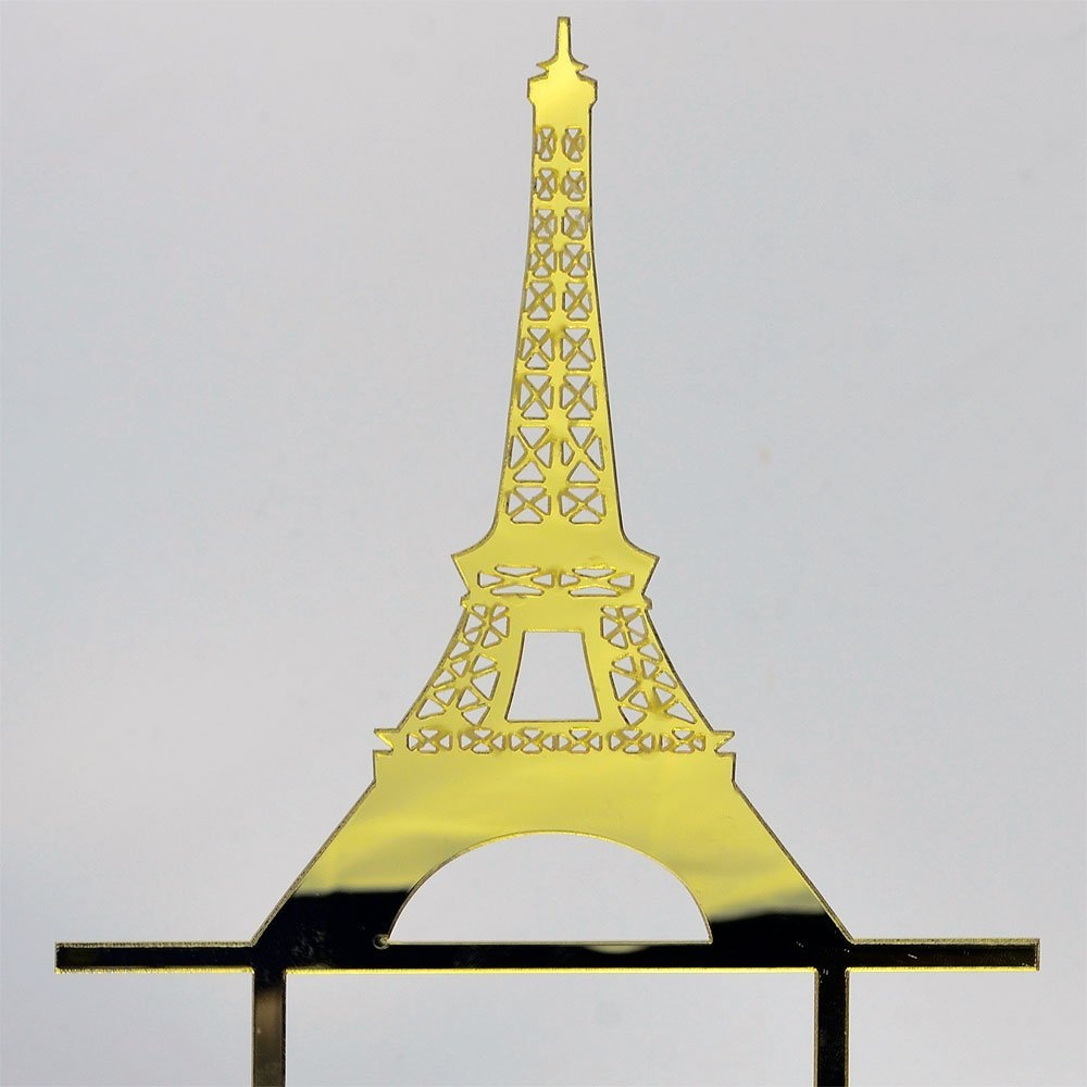 Eiffel Tower Cake Toppers Kitchen: Buy Online from Fishpond.co.nz