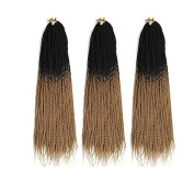 MZP Fashion pigtail national wind little pigtail men and women then send dirty braid wigs ghosts pigtail male African pigtail , black + brown
