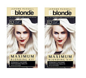 Jerome Russell BBlonde Maximum Blonding Kit No.1 Pack of 2