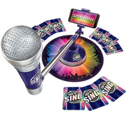 Spin to Sing 578SSI Singing Competition Game for All The Family