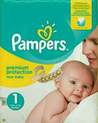 Premium Protection Pampers Nappies Newborn