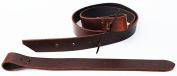 Horse Western Saddle Latigo Off Billet & Cinch Strap 2-Piece Set With Holes 40415